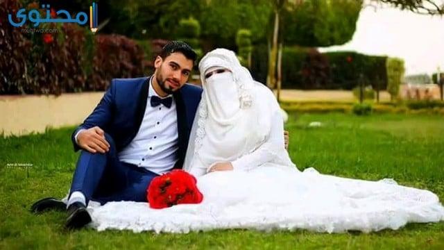 اجمل العرائس المنتقبات