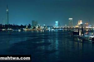 موضوع تعبير عن نهر النيل 2019