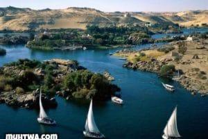 قصائد وكلمات عن نهر النيل