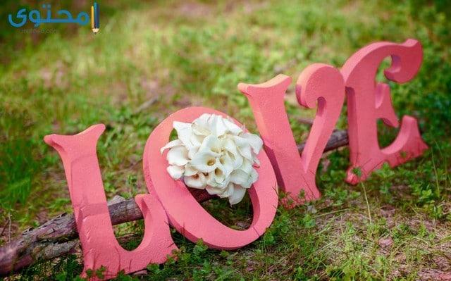 صور كلمة love