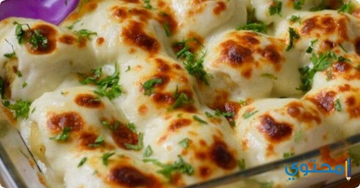 طريقة عمل صينية البطاطس بالشاورما