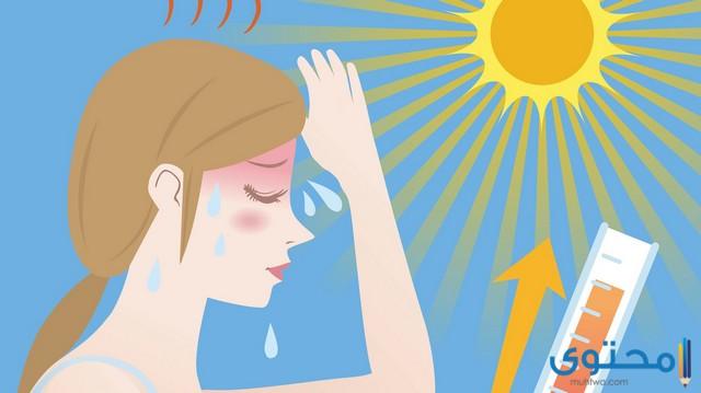 ضربة الشمس