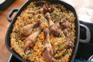 طريقة عمل الأرز بالفرن