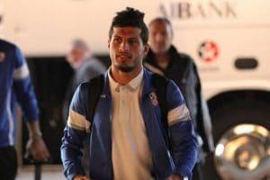 صور طارق حامد (لاعب وسط الزمالك)