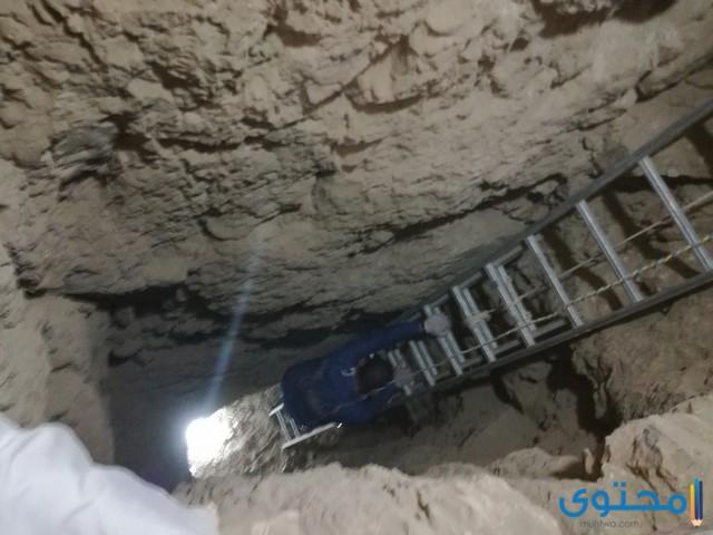 سطح المقابر الفرعونية