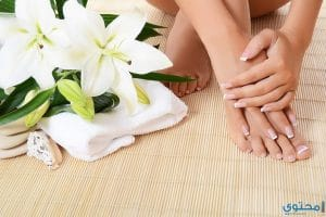 طرق ازالة الجلد الميت والشعر الصغير