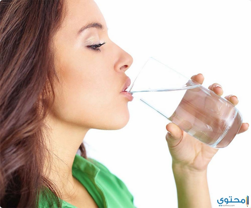 شرب الماء يخلصك من السيلوليت