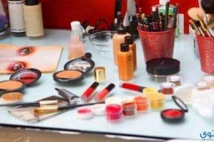 كيف يمكن الحفاظ على مستحضرات التجميل ؟