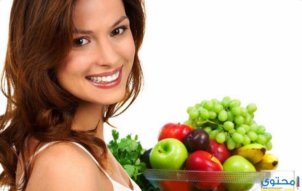 بعض الأطعمة التي تساعد في نمو الشعر