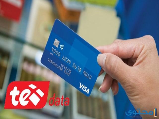 طرق دفع فاتورة الانترنت بالفيزا