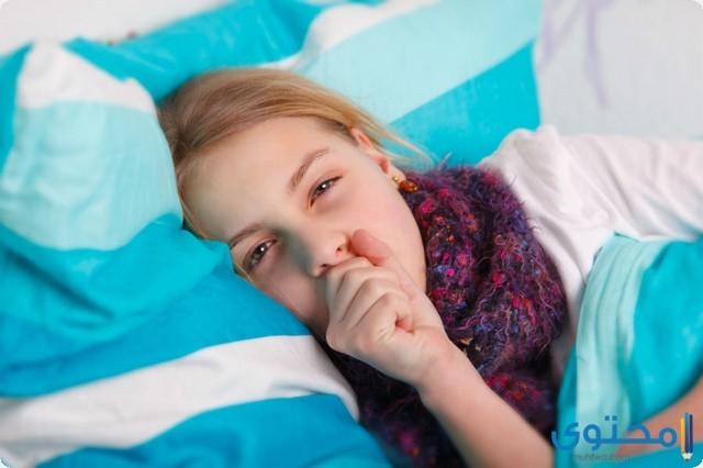 طرق علاج الكحة عند الأطفال وقت النوم