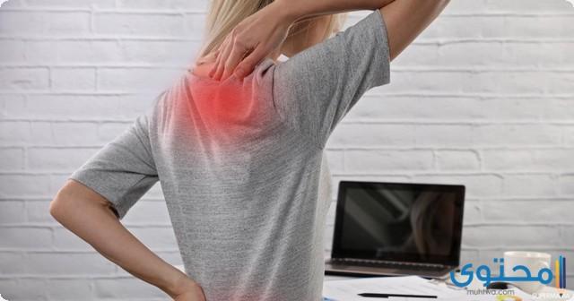 طرق علاج تشنج عضلات الظهر العلوية