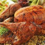 طريقة تحضير الدجاج المحشي
