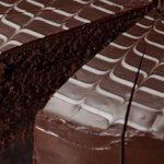 طريقة عمل كيكة شيكولاتة سهلة