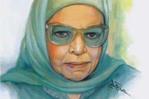 خواطر وكلمات عائشة عبد الرحمن