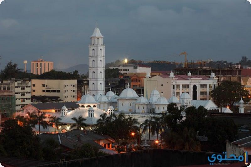 مسجد عابدين كوالا ترينجانو