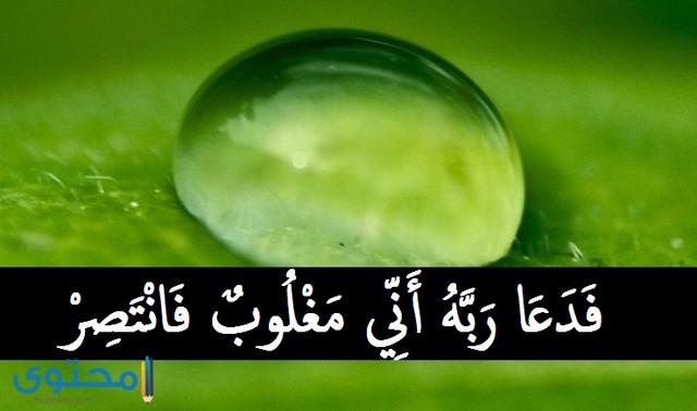 كلمات اسلامية بالصور