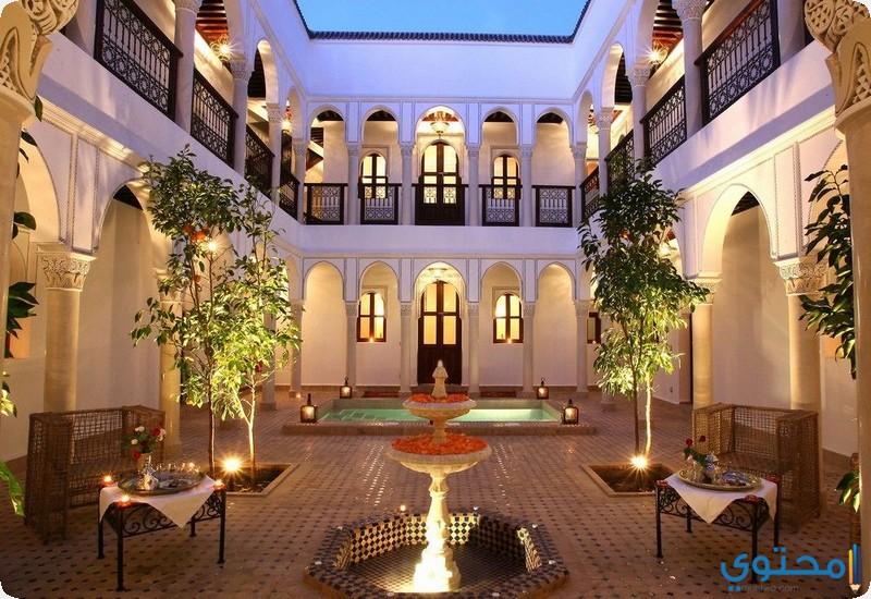 فندق رياض لا جاردين دي عبدو