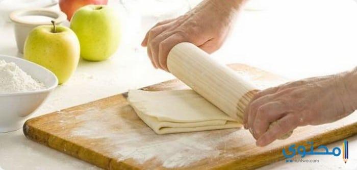 طريقة تحضير عجينة البف باستري الجاهزه