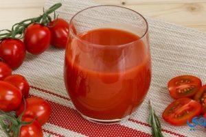طريقة عمل عصير الطماطم الفريش