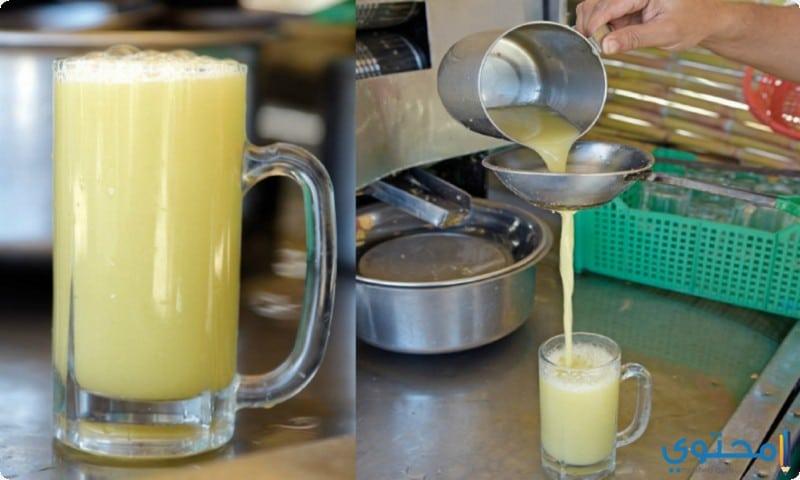 فوائد عصير القصب في رمضان - موقع محتوى