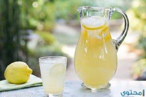 فوائد تناول عصير الليمون للصحة