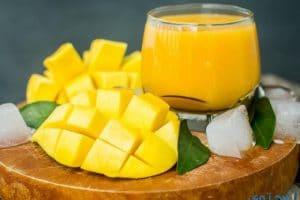 فوائد عصير المانجو للصحة وقيمته الغذائية