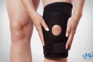 علاج ألام الركبة بالأعشاب