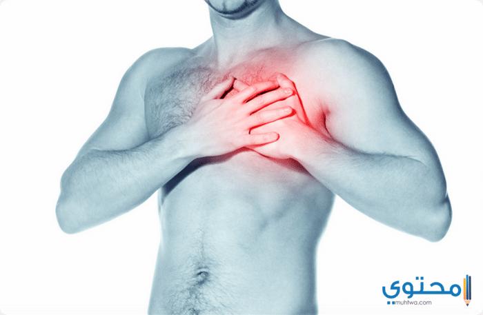 أسباب ألم الصدر