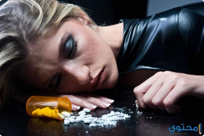 أعراض إدمان المخدرات