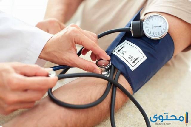 علاج ارتفاع ضغط الدم الانبساطي بالاعشاب