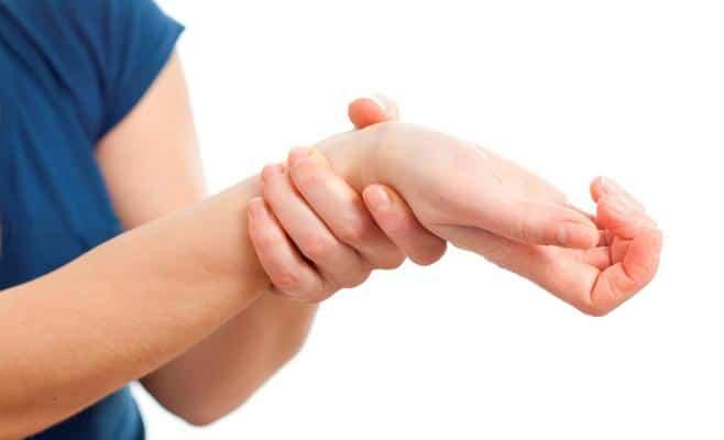 أعراض التهاب المفاصل