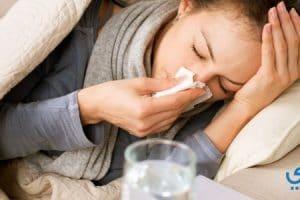 طرق علاج الزكام الشديد