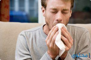 علاج الكحة في المنزل