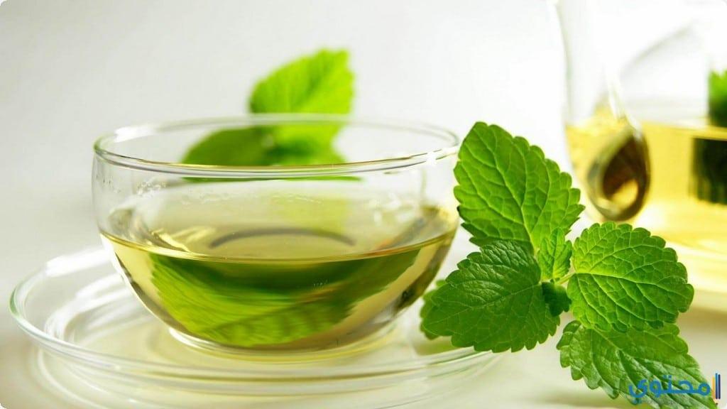 عصير النعناع لعلاج الهالات السوداء