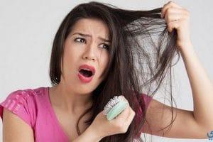 طرق علاج تساقط الشعر 2018