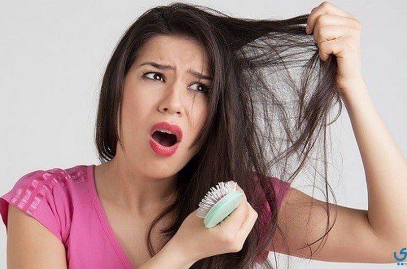 طرق علاج تساقط الشعر 2019