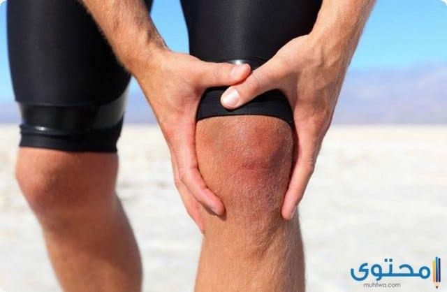 أعراض خشونة الركبة