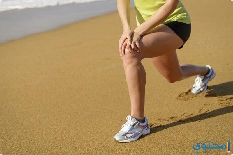 طرق الوقاية من خشونة الركبة