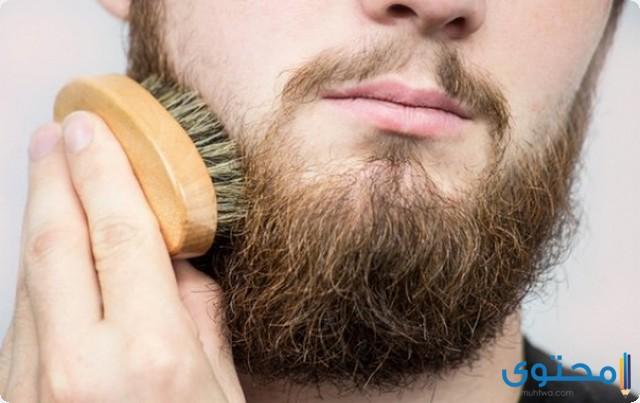 علاج خشونة شعر اللحية