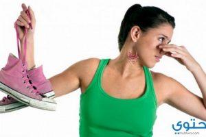 علاج رائحة القدمين بالاعشاب الطبيعية