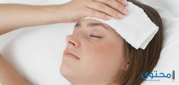 وصفات طبيعية لعلاج ارتفاع درجة حرارة الجسم