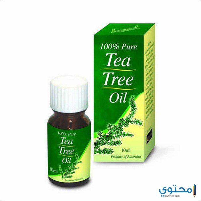 زيت الشاى لعلاج فطريات الاظافر