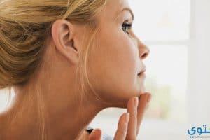 علاج نحافة الوجه بطرق طبيعية