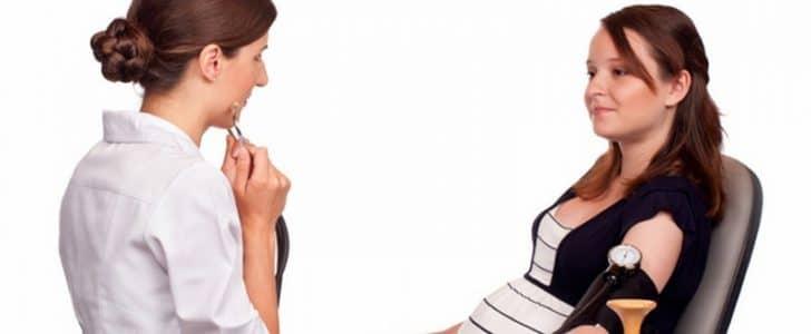 اسباب وعلاج هبوط الضغط عند الحامل