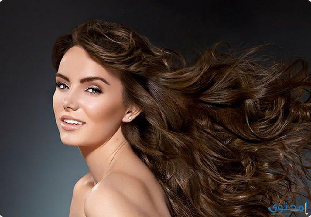 علاج يكثف الشعر الخفيف