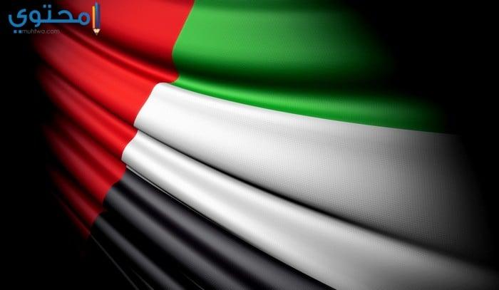 صور علم الإمارات 2018