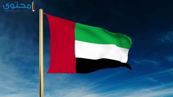 خلفيات عن علم الإمارات
