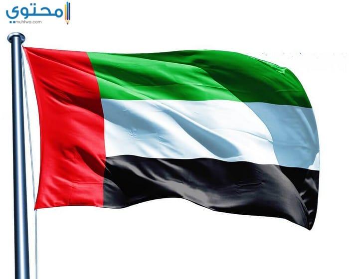 صور علم الإمارات للفيس بوك