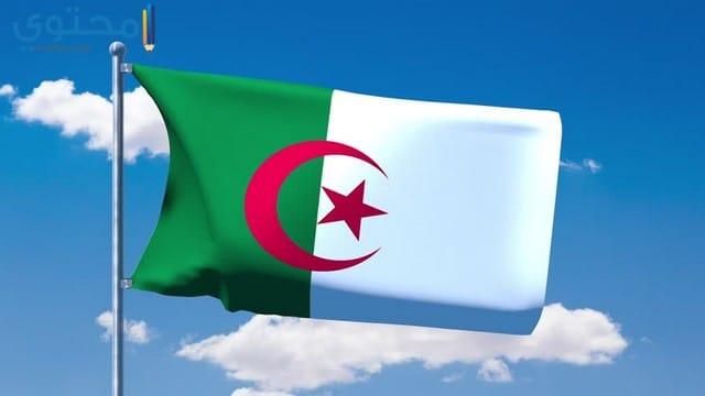 خلفيات لعلم الجزائر بجودة عالية